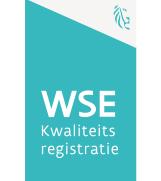 logo erkenning kwaliteitsregistratie voor dienstverleners WSE (Vlaamse overheid)